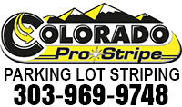 Colorado Parking Lot Striping